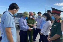 Hà Tĩnh phong tỏa 3.000 dân liên quan ca dương tính nCoV cộng đồng
