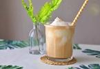 Hướng dẫn pha cà phê cốt dừa thơm ngon mát lạnh