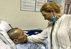 Người phụ nữ Ukraina 20 năm chăm chồng đột quỵ ở Việt Nam