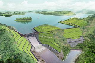 Tập đoàn Phong-sub-thạ-vy và EVN hợp tác phát triển nhiều dự án tại Lào