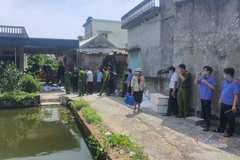 Con rể đoạt mạng cả gia đình vợ, 3 người tử vong ở Thái Bình