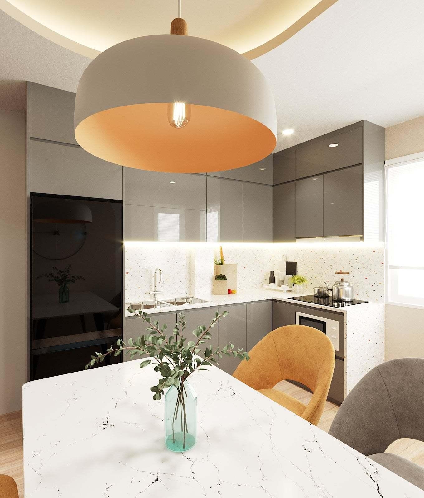 Thiết kế nhà 16m2, kiến trúc sư khiến gia chủ bất ngờ vì công năng tiện nghi