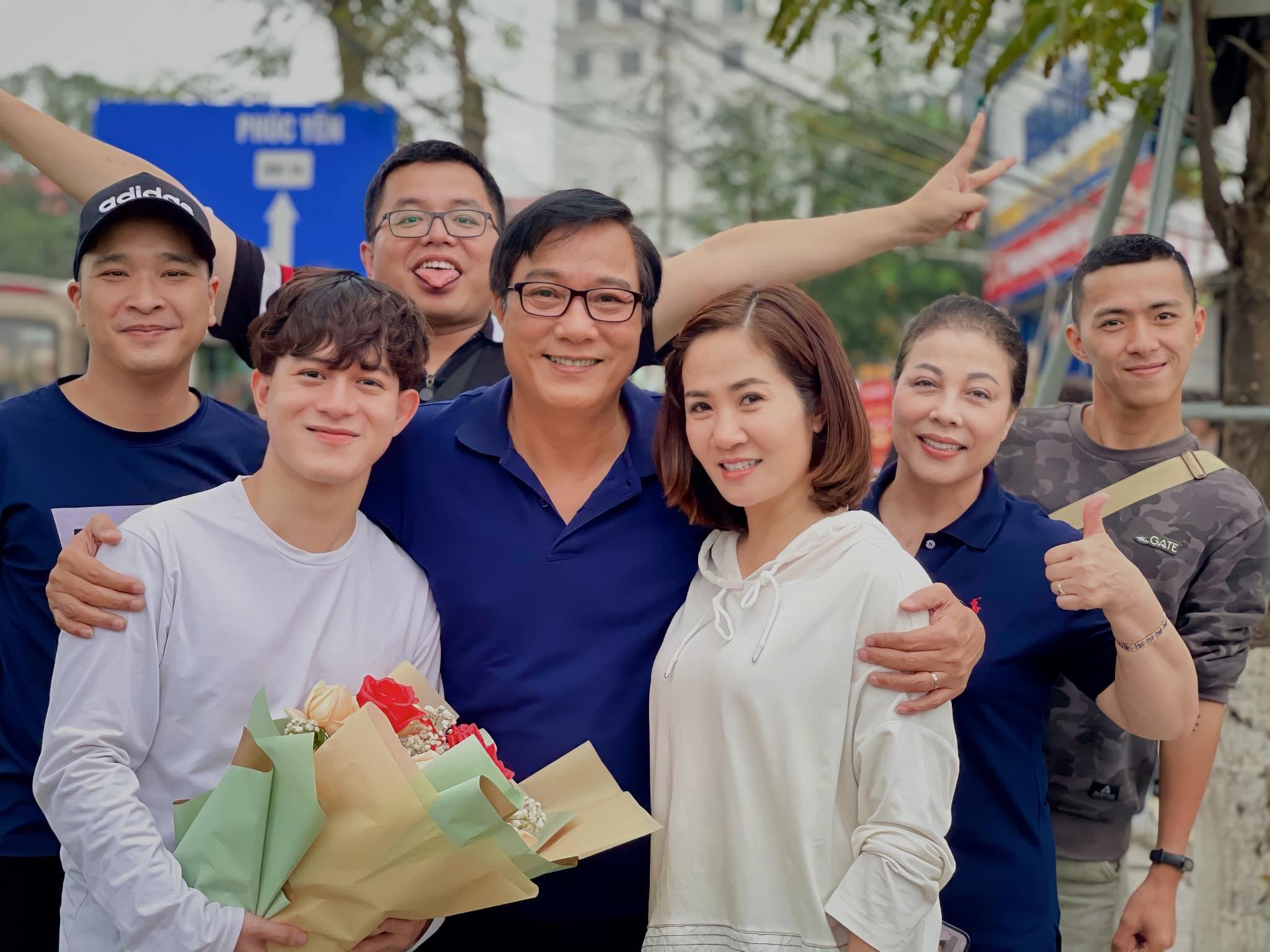 Diễn viên Quang Anh ám ảnh khi đóng cảnh tự tử