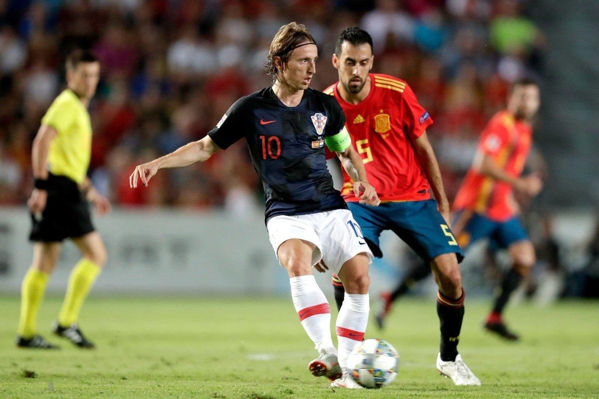 Trực tiếp Croatia vs Tây Ban Nha: Tử chiến giành vé tứ kết