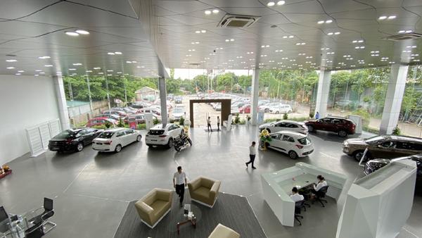 Đại lý xe Hyundai uy tín, bán giá tốt ở Hà Nội