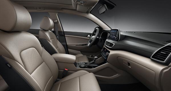 Hyundai Tucson - sức hút mọi ánh nhìn