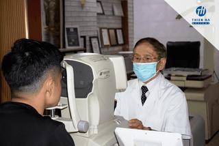 Thiên Hà - 'thế giới' kính mắt thời trang tại Hà Nội