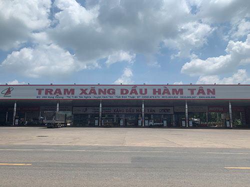 Bình Thuận công bố 4 điểm xe khách được dừng trên QL1A