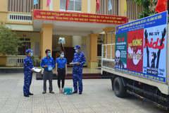 Cảnh sát biển Việt Nam tuyên truyền, phổ biến giáo dục pháp luật về phòng, chống ma túy tại Nghi Lộc
