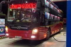 Xe khách Trung Đức chạy 'chui' 4 chuyến về Hải Phòng trước khi thành ổ dịch