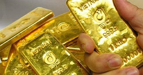 Giá vàng hôm nay 30/6: Tiếp tục tụt giảm