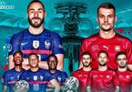 Trực tiếp Pháp vs Thụy Sỹ: 'Gà trống' cất cao tiếng gáy