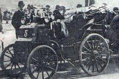 Chuyện ít biết về cuộc đua motorsport đầu tiên trên thế giới