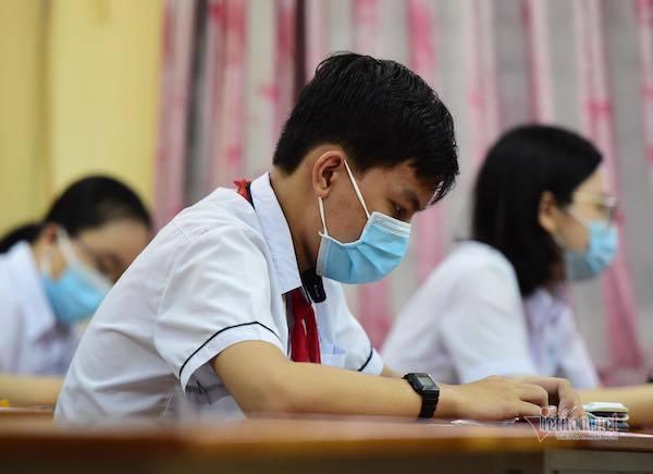 Sở GD-ĐT TP.HCM đưa ra kịch bản thi vào lớp 10 như thế nào?