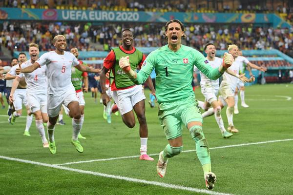 Thụy Sĩ gây địa chấn, loại Pháp ra khỏi Euro 2020