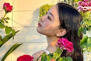 Con gái Quyền Linh cực xinh đẹp ở tuổi 16