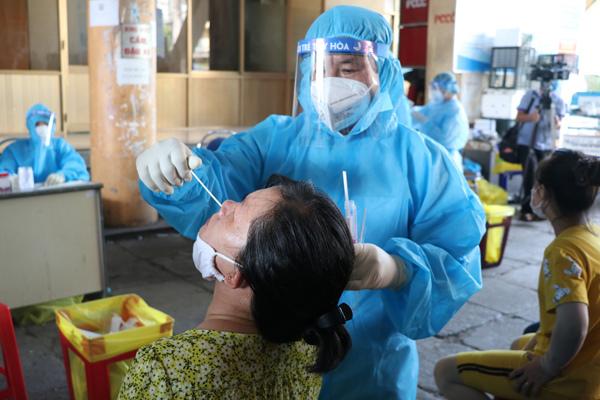 Phú Yên ghi nhận thêm 25 ca nhiễm SARS-CoV-2