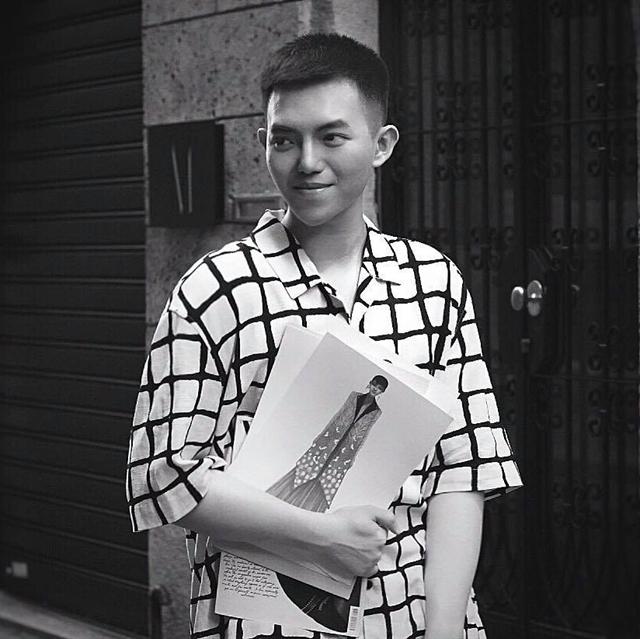 Vietnam fashion,Phan Dang Hoang,vietnam fashion designer