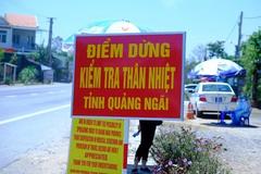 Thanh niên ở TP.HCM né chốt kiểm soát dịch, trộm xe máy để về Quảng Ngãi