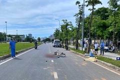 Bà cụ đi xe đạp tử vong bất thường trên đường Trịnh Văn Bô