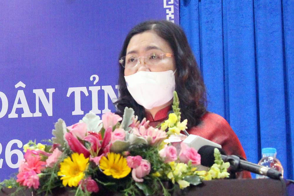 Bà Hồ Thị Hoàng Yến làm nữ Chủ tịch HĐND đầu tiên của Bến Tre