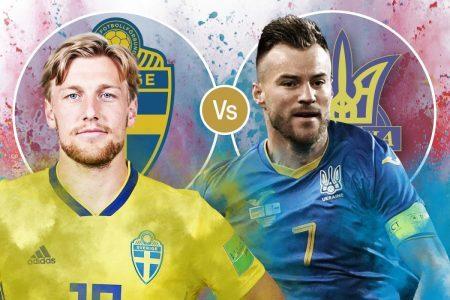 Trực tiếp Thụy Điển vs Ukraine: Tứ kết EURO vẫy gọi