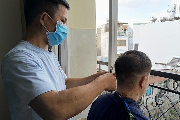 Trải nghiệm hiếm có trong đời, dân Sài Gòn giải toả ngứa ngáy
