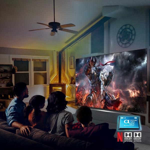 Đâu là chiếc TV lý tưởng để giải trí tại gia?
