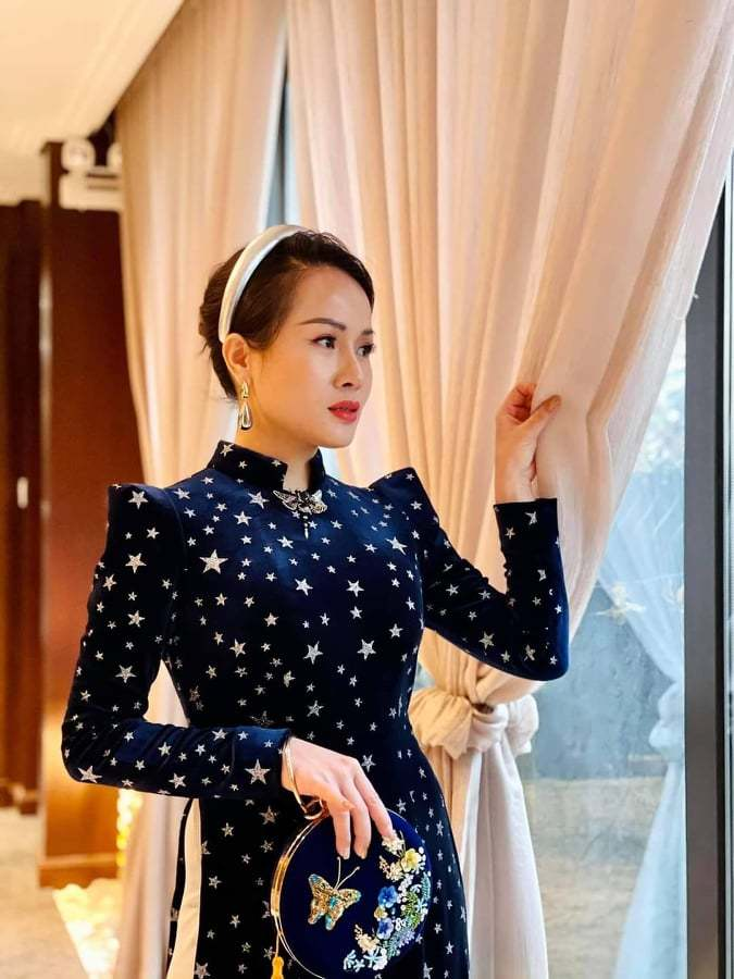 MC Thùy Dương trở lại với truyền hình sau nhiều năm vắng bóng