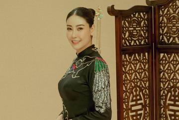 Hoa hậu Hà Kiều Anh được xác nhận nguồn gốc 'con vua cháu chúa'