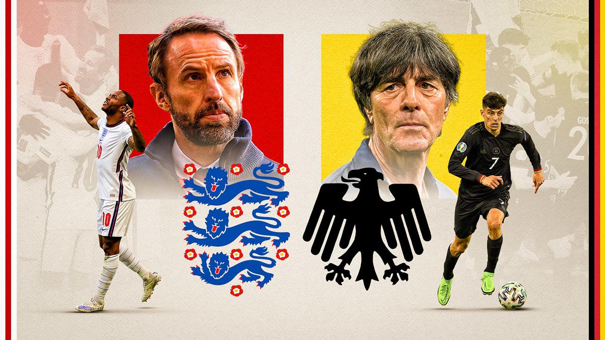 Trực tiếp Anh vs Đức: Rực lửa Wembley