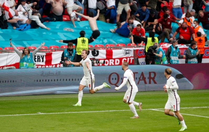 Anh thắng Đức, Harry Kane tuyên bố tới luôn chung kết EURO 2020
