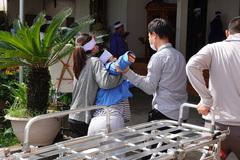 Khởi tố, tạm giam đối tượng giết vợ và bố mẹ vợ ở Thái Bình