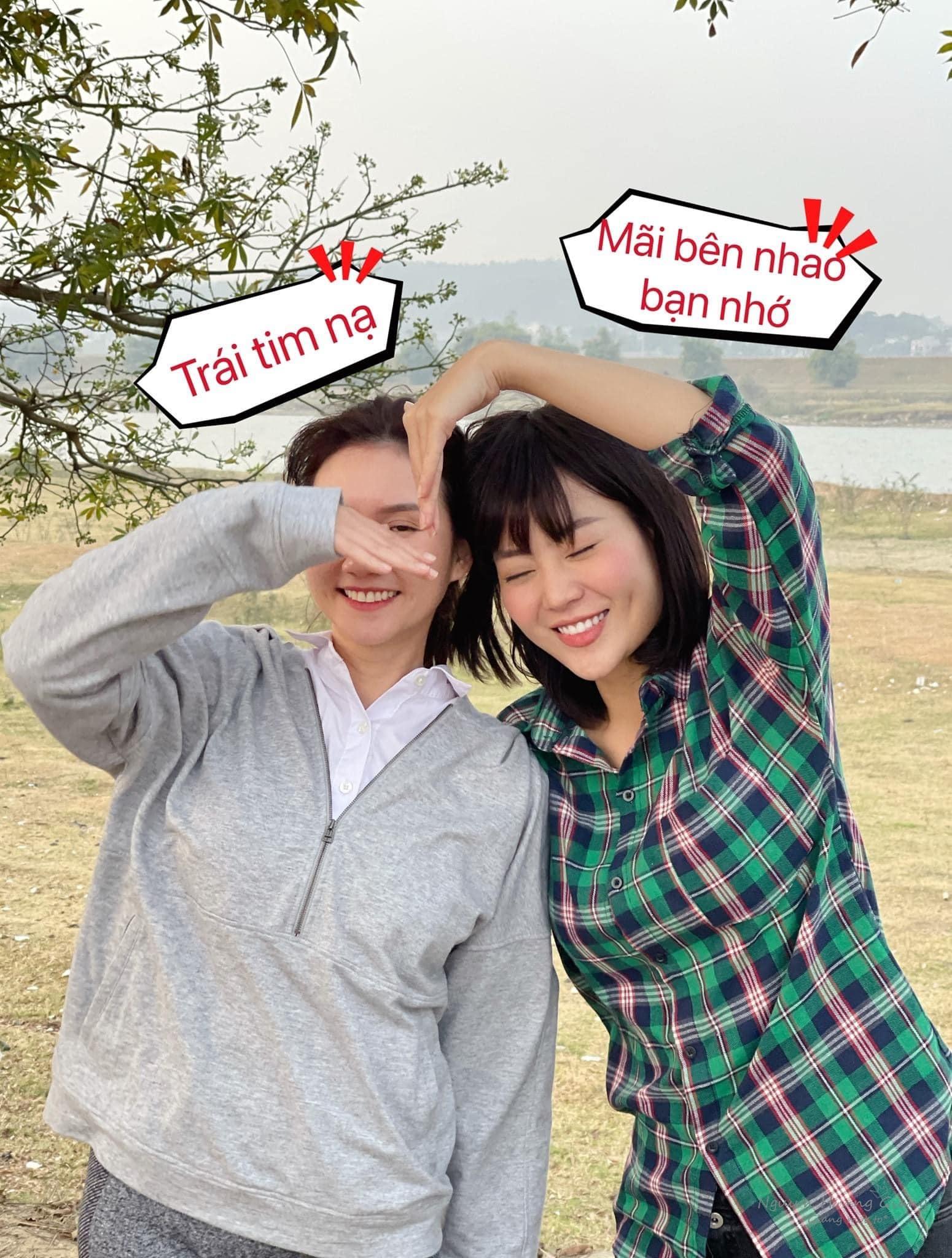 Thanh Hương kể hậu trường cảnh tát Hương Giang lật mặt