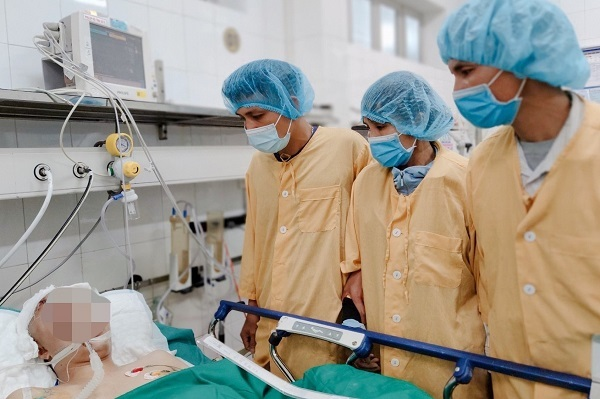 Nam thanh niên 22 tuổi hiến tạng cứu 4 người