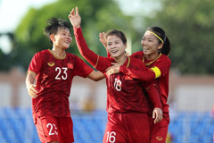 Women's football team in group B of AFC Women's Asian Cup