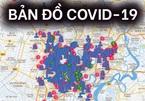 Tác nhân gây bệnh Covid-19 có mặt khắp TP.HCM