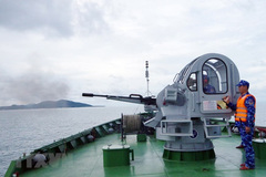 Coast Guard Region 1 holds training at sea