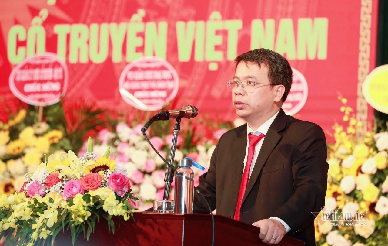 Học viện Y Dược học cổ truyền Việt Namcó giám đốc mới