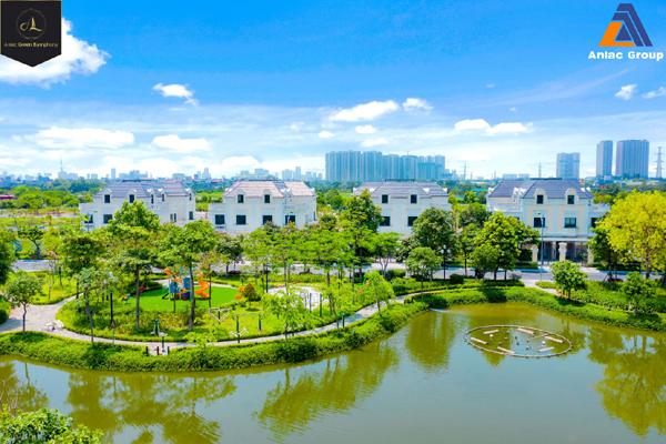 Năng lượng xanh tích cực tại khu đô thị Anlac Green Symphony