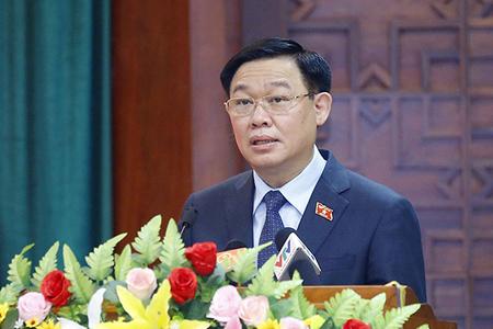 Chủ tịch Quốc hội: Đưa Đắk Lắk thành cực tăng trưởng hấp dẫn của Tây Nguyên