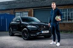Mẫu xe đắt nhất của đội trưởng tuyển Anh