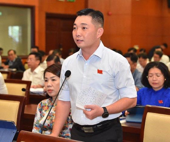 Ông Lê Trương Hải Hiếu nhận công tác tại HĐND TP.HCM