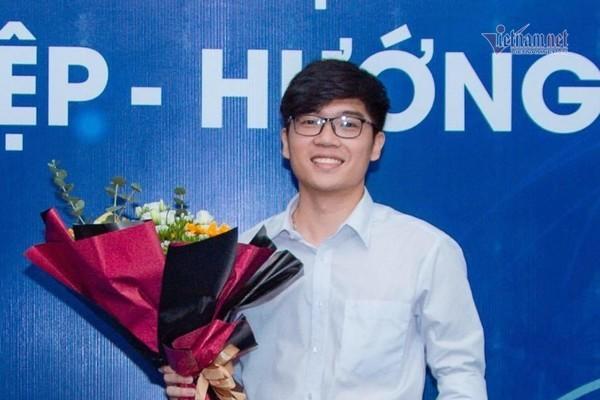 Chàng trai Hải Phòng giành học bổng tiến sĩ gần 8 tỷ đồng