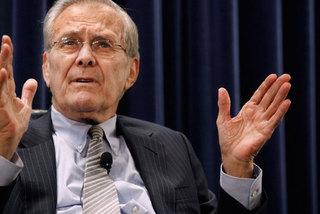 Cựu Bộ trưởng Quốc phòng Mỹ Rumsfeld qua đời