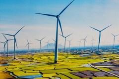 Nhà máy điện gió lớn nhất Việt Nam được khánh thành ở Ninh Thuận