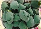 Đặc sản Hà thành năm chỉ có một mùa, mua trăm bông cất tủ dùng dần