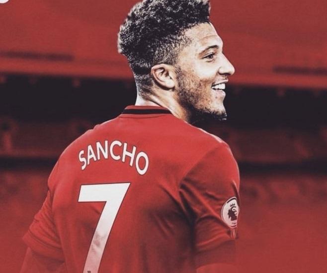 Dortmund xác nhận bán Jadon Sancho cho MU 85 triệu euro