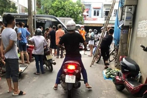 Cán bộ điện lực ở Thái Bình tử vong khi đang sửa điện cho gia đình