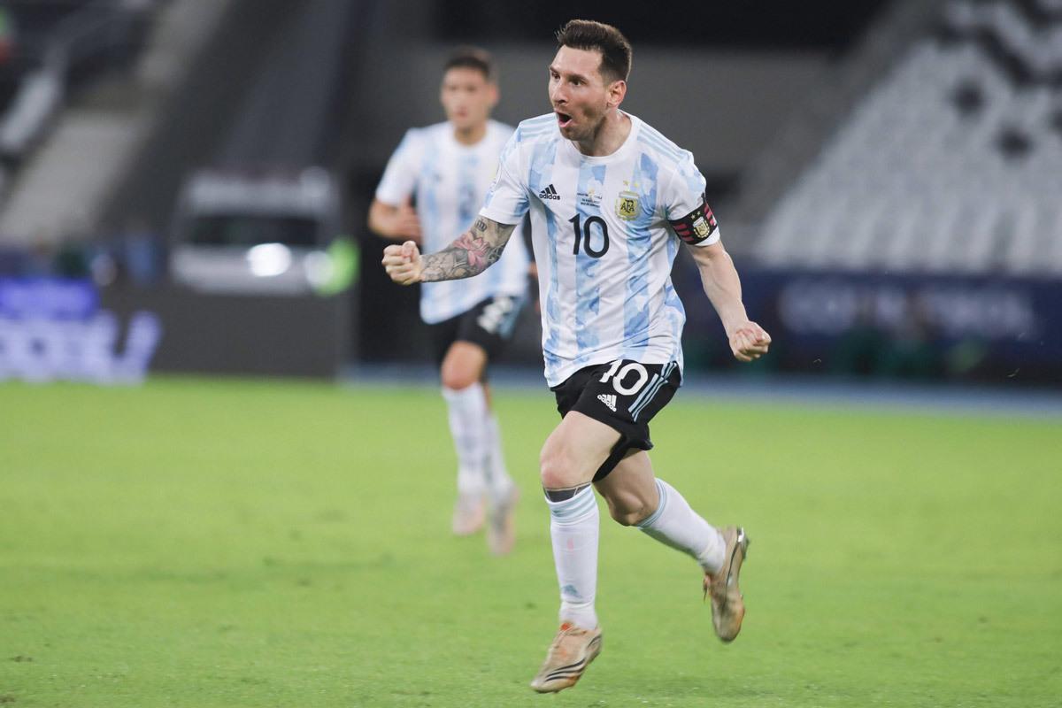 MU mua Goretzka, Messi thành cầu thủ tự do